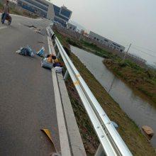 广州热镀锌防护围栏现货 乡村市政护栏 茂名波形梁护栏