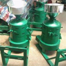 砂轮式碾米打米机 立式电动谷物碾米机 富兴批发粮食脱皮磕皮机械