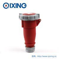 厂家直销 QIXING启星QX550 5芯 16A IP67 高端型工业连接器