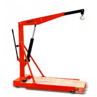 专业定制yokli优客力SA1000平行支腿单臂吊,用于进入宽度小于等800的托盘进行吊运