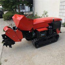 管道开沟回填机 润华机械 多功能回填机价格 新款果园施肥机