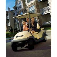club car高尔夫球车4座酒店电动车四轮电瓶车别墅代步车物业巡逻车