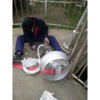 QJB3/8-400/3-740/S潜水搅拌机平面图,潜水搅拌机CAD图