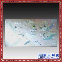 中式客厅复古走廊陶瓷壁画仿古砖艺术文化石墙砖玄关瓷砖背景墙
