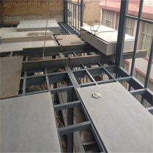 安徽LOFT钢结构隔层楼层板2.5公分加厚水泥纤维板的价格