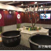 和天下陶瓷泡澡大缸日式 温泉大水缸 1.2米浴场泡澡大缸洗浴缸