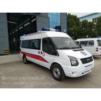 国五 全顺V348长轴 5780*2000*2360转运型救护车销售 价格 专卖厂家