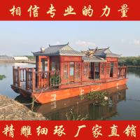 广东画舫船厂家出售电动画舫船