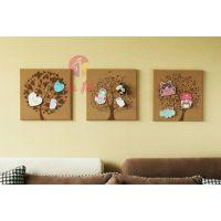 珠海展示墙软木Q惠东毛毡展板宣传留言板W彩色带胶软木板