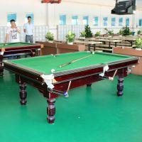 佛山市休闲娱乐场所桌球台  桌球台安装价格 美式桌球台尺寸