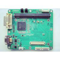 嵌智捷 环境适应力强型I.MX6Q高清录屏器控制板