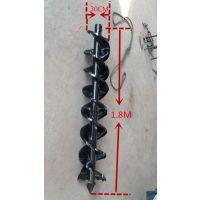 多功能电线杆挖眼机 土地深钻电线杆挖坑机 安全可靠耐用