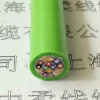 上海厂家直销TRVVSP3*2*0.3耐油耐弯曲数控专用拖链电缆
