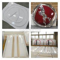 亚克力广告标识标牌吸塑机 PVC门头广告牌厚板吸塑成型设备 包安装