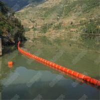 供应水电站拦渣浮筒树叶拦截浮筒厂家