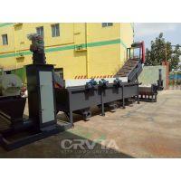供应crsta废旧不干胶膜清洗生产线F165 薄膜回收设备
