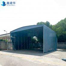 温州市白色雨蓬 布 活动雨棚 大型推拉雨篷 阻燃布厂价定做