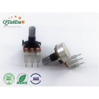 深圳厂家R148N小型单联旋转电位器,调光调速调音响