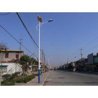 福瑞光电FR-ld-068农村改造太阳能路灯双头太阳能路灯发电站