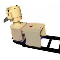 平凉型平模精粗纤维饲料颗粒机 YZZL250P型平模精/粗纤维饲料颗粒机代理