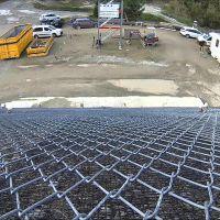 TECCO钛克网 热镀锌高强度格栅网 钢丝网