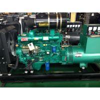 德州120kw柴油发电机组养殖专用潍柴四冲程120千瓦发电机组