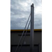 奥地利 杰特 JUST 超轻15米 三节拉梯 比武拉梯