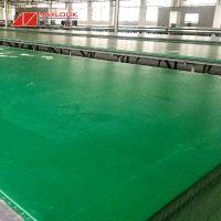 红色专用PVC印花台皮 耐磨耐用台布加工 防水PVC台板