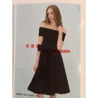 杭州品牌女装尾货折扣批发大码女装先销后结