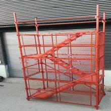 哪里的安全爬梯实用安全坚固河北通达生产厂家