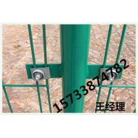 胶州 浸塑 绿色护栏 临时护栏网 厂区围栏 供应