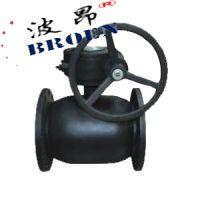 上海波昂法兰保温全焊接球阀
