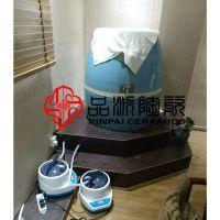 买一个美容院负离子活瓷能量汗蒸缸的价格是多少、瓷蒸美容汗蒸仪器