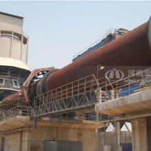 钢厂白灰窑,用回转窑生产白灰的电耗是多少