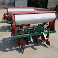 圣鲁拖拉机播种机 农用施肥播种机 大型谷物精播机