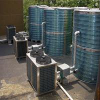 江苏卓奥承建南京职业技术学校20吨奥栋空气源热水工程
