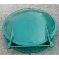 鑫川专供节能型DN700/800/1000单开式侧翻拍门 耐腐蚀,抗氧化,耐老化