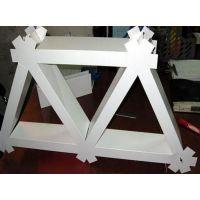 广东德普龙 新中式条形铝格栅吊顶 厂家销售