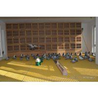 养殖专用玻璃钢格栅板 赛鸽鸽舍地板厂家批发