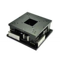 供应 150*150视觉对位平台 UVW电动微调架/模组