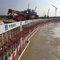 河南郑州厂家直销施工安全隔离护栏 基坑临边护栏 基坑防护网 工地护栏 恒跃工厂直销