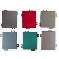 大型厂家 氟碳喷涂平面铝单板