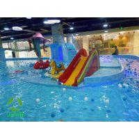 室内恒温儿童水上乐园满足孩子爱玩水的需求