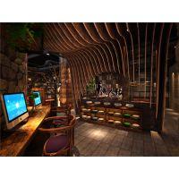 氛围是合肥餐饮咖啡店装修设计的第一印象