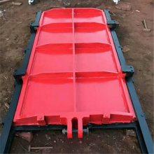 河北省实力厂家宇东水利供应污水提升泵站PGZ2米*2米平面滑动铸铁镶铜闸门