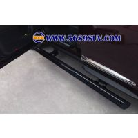 英菲尼迪QX60电动踏板,QX60电动踏板,18款QX60隐藏式电动踏板彰显旗舰魅力