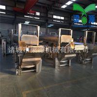 全自动水煮线 狮子头生产机器 全自动大型丸子成型水煮线设备