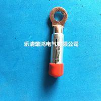 DTL-2-25 铝合金接线端子 铝合金接线鼻子国标 铜铝线耳 铜鼻子
