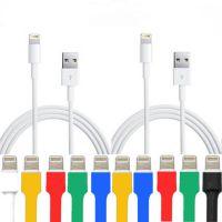 沃尔苹果数据线充电线修复保护绝缘热缩套管 苹果原装数据线修复