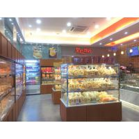 广州皇后饼店店铺设计 烘培店设计